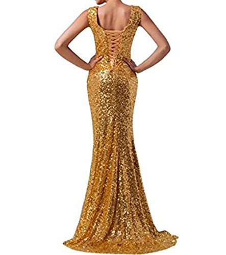 Vickyben - Vestido - para mujer Rose Gold