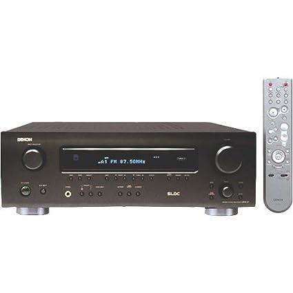 Amazon com: Denon DRA-37 AM/FM Stereo Receiver (Discontinued by