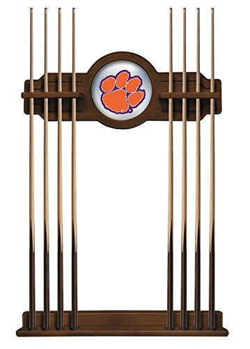 Clemson Cue Rack in Chardonnay Finish by Holland Bar Stool Co.