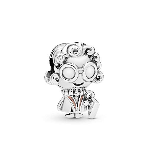 (PANDORA Mrs. Wise 925 Sterling Silver Charm - 798014EN190)