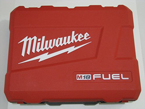 Milwaukee Tool Case Only -Fit for 2897-22, Drill 2704-20, 2703-20, Impact Driver 2753-20, 2754-20, 2755-20