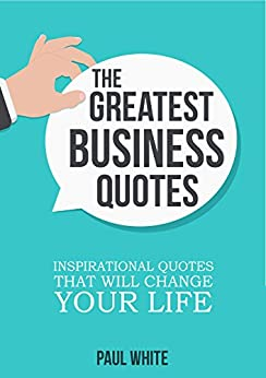 Greatest Business Quotes Inspirational Change ebook product image