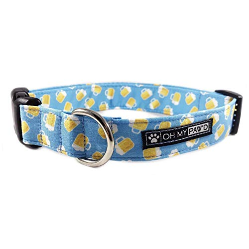 Beer Dog Collar/Cat Collar for Pets Size Large 1