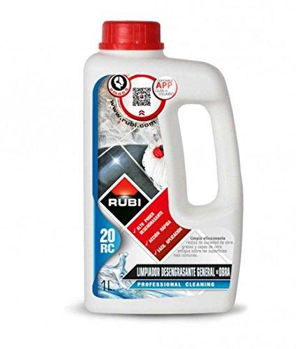 Rubi 23927 - Limpiador desengrasante rc-20 1l