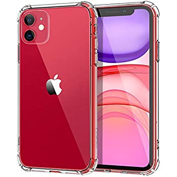 Amazon.com: MoKo Compatible with iPhone 11 Case, Clear