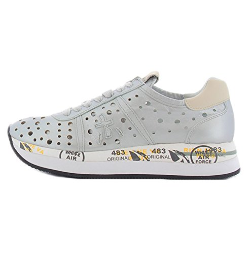 Perforated Premiata Conny 35 2966 Sneaker Hddar81