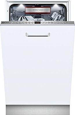 Neff GKV 6601 T lavavajilla Totalmente integrado 10 cubiertos A+++ ...