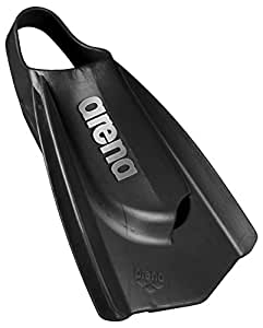 Arena 1E207-5504 Unisex 46/47 Size Pro Power Fin, Black