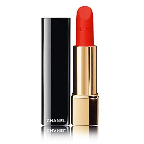CHANEL ROUGE ALLURE VELVET LUMINOUS MATTE LIP COLOUR # 64 - FIRST - Winter Sale Chanel