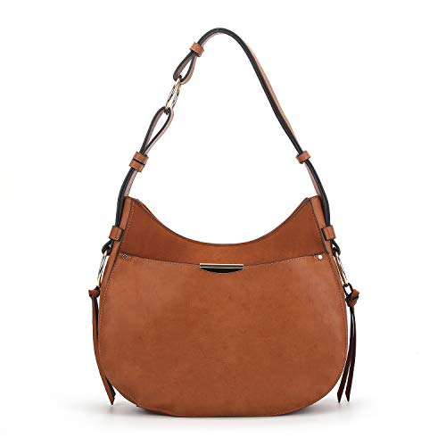 Hobo Purses and Handbags for Women Top Handle Tote and Brown Satchel Shoulder Bags