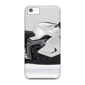 Bmw K 1300 S White Case Compatible With Iphone 5c/ Hot Protection Case