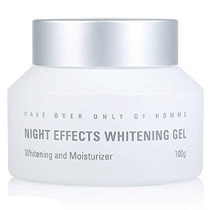 MdoC Men's Skin Lightening Cream Night Effeects Whitening...