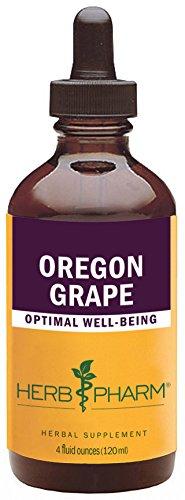 (Herb Pharm Oregon Grape Root Liquid Extract - 4 Ounce)