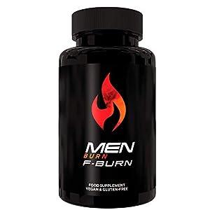 men burn comegrasas natural