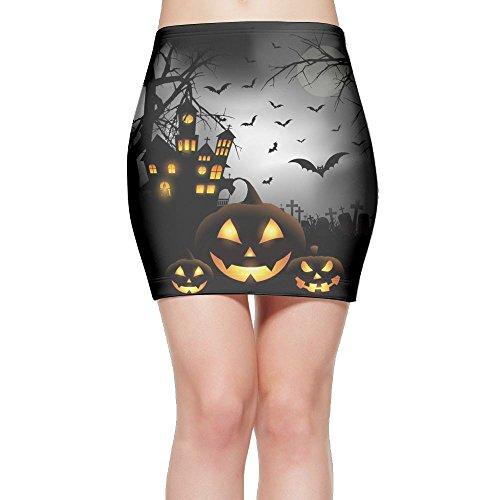 2017 Happy Halloween Wonderful Women's Popular Tights Mini Skirt Dress (Celebrity Halloween Costumes 2017)