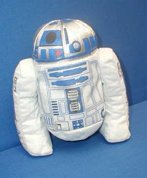 """Star Wars R2-D2 Plush 6"""" Buddies, used for sale  Delivered anywhere in USA"""