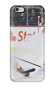 Tpu Fashionable Design Calgary Flames (11) Rugged Case Cover For Iphone 6 Plus New