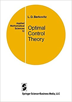 Book Optimal Control Theory (Applied Mathematical Sciences)