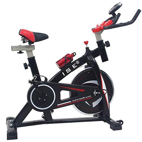 🥇 ISE Bicicleta Spinning Estática con Sensor de Pulso