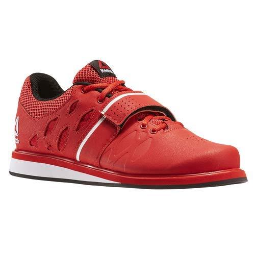 Reebok Men's Lifter Pr Cross-Trainer Shoe, Primal Red/Black/White, 7.5 M US by Reebok (Image #7)