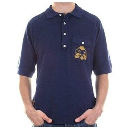 Evisu Polo Shirt Navy Short Sleeve Polo ()
