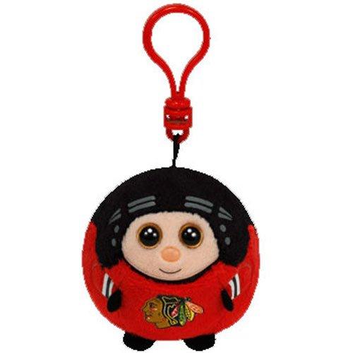 Ty NHL Beanie Ballz Chicago Blackhawks -