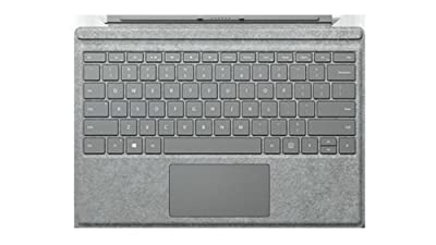 Microsoft Surface Pro 3 / Pro 4 Signature Type Cover - Two-Tone Mélange Grey