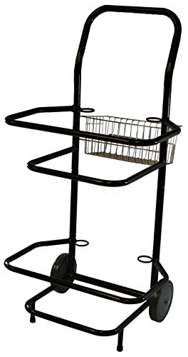 Cart Janitor Microfiber (Golden Star T2216 Janitor Microfiber Trolley, 2 Wheel)