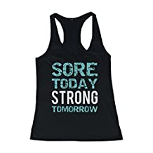 365 Printing Women's Work Out Tank Top - Cute Workout Tanks, Lazy Tanks, Gym Clothes