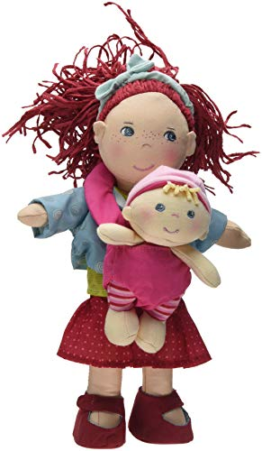 HABA Soft Doll Pair - 12