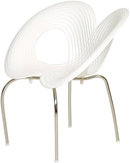 Ripple Chair/Ron Arad/MOROSO/Visita/blanco y negro/10 pcs en ...