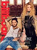 Billboard Magazine (April 21, 2018) Maluma and Shakira Cover