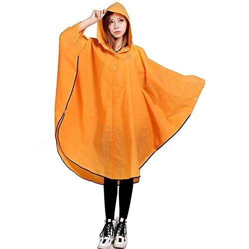 De Fête Manteau Long 3 Couleurs Style Emmay Translucide jetable coat Poncho Coat Imperméable Eva A Trench Non xqP7wOz
