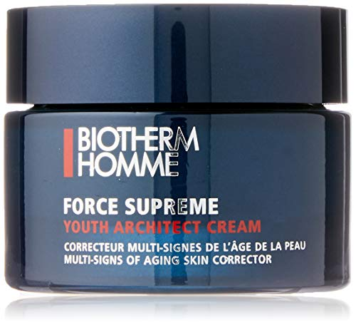 Biotherm Homme Force Supreme Youth Architect Cream, 1.69 Ounce