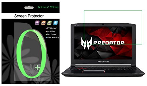"Price comparison product image it3 Anti Glare (2xPcs) Screen Protector Guard for 15.6"" Acer Predator Helios 300 Gaming Non-Touch Screen Laptop"