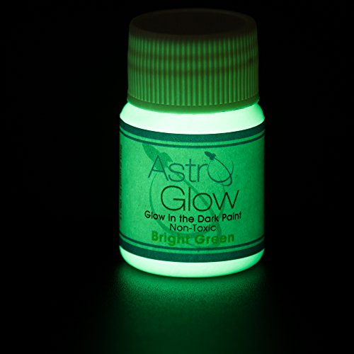 Glow in the Dark Paint - Premium - Light Green - 0.80...