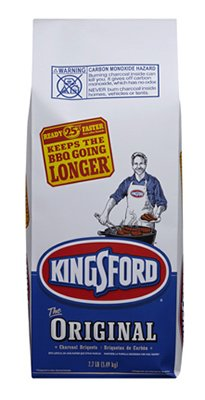 Kingsford Products 31178 Charcoal Briquettes 7.7-Lb. - Quantity 60