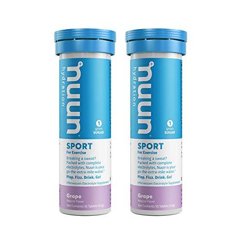 Nuun Active Electrolyte Enhanced Hydration