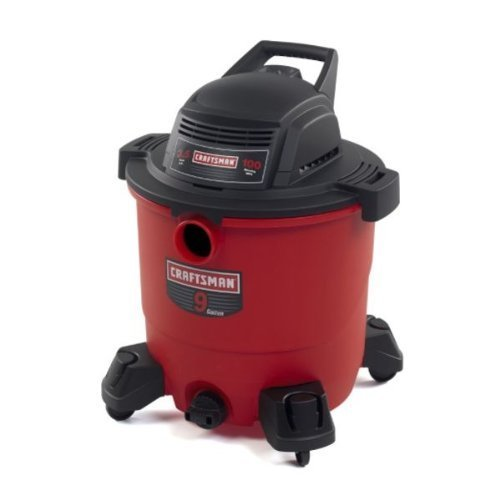 Craftsman 9-17967 Wet/Dry Vacuum, 9 gallon