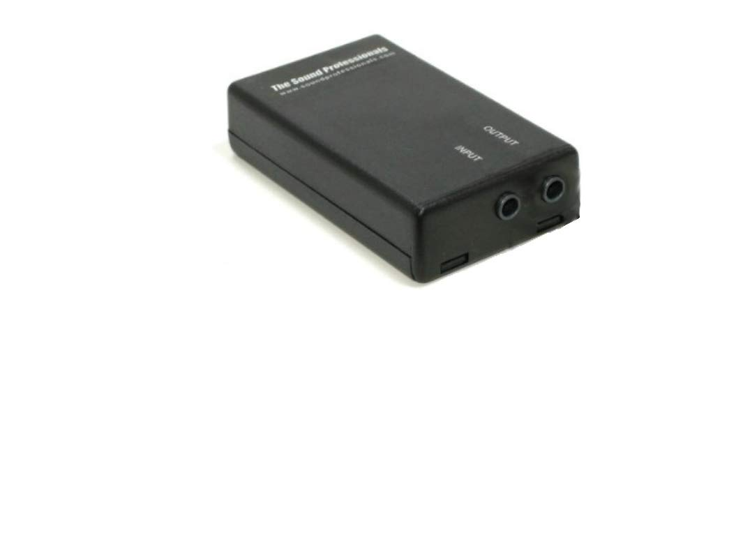 SP-SPSB-10-13005 - Sound Professionals - Micro-mini microphone power supply with mini 12vdc battery and no output cable (select optional output cable separately) by Sound Professionals