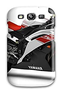 Fashionable Style Case Cover Skin For Galaxy S3- Yamaha Motorcycle