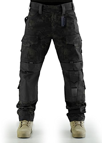 multicam pants knee pads - 7