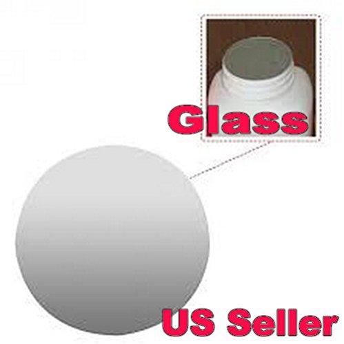 MTP 18/20/24/26/28/30/35/37/38/44/55mm GLASS Bottle Lid Aluminum Foil Cap Liner Induction Heat Sealer (50, 24mm)