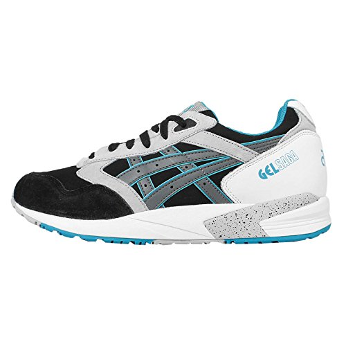 ASICS Men GELSAGA, Black/Grey BLACK/GREY