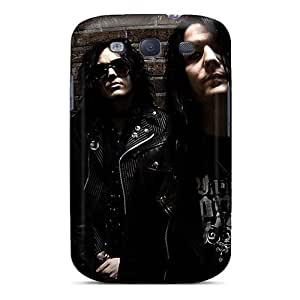 Great Hard Cell-phone Cases For Samsung Galaxy S3 With Unique Design High-definition Foo Fighters Skin SherriFakhry