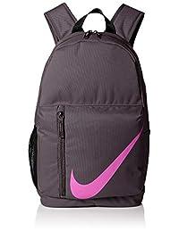 Nike Mochila Elemental para niños, Mochila para niños con Comodidad y Almacenamiento Seguro