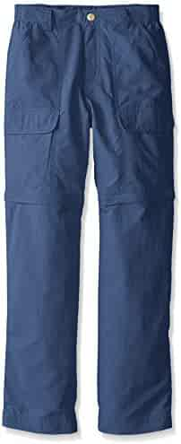 White Sierra Youth Trail Convertible Pant