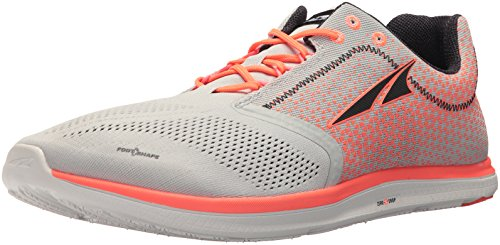 Altra Men's Solstice Sneaker, Orange, 7 Regular US by Altra (Image #1)