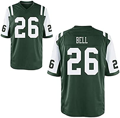2d70a6b2f PRESALE Unsigned Le'Veon LeVeon Bell New York Green Custom Stitched  Football Jersey Size Men's XL New No Brands/Logos