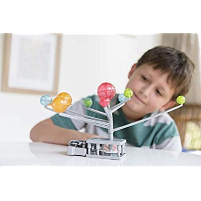 4M Green Science Rotating Solar System Kids Science Kit: Toys & Games